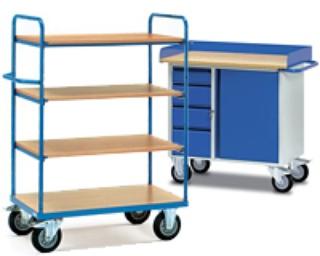 transportwagen etagenwagen fetra fetra. Black Bedroom Furniture Sets. Home Design Ideas